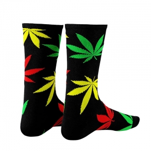 SUPACAZ SOCK RAD ZION BLACK - Click for more info