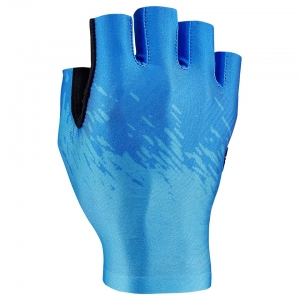 SUPACAZ GLOVE HF SUPAG NEON BLUE / ICE BLUE - Click for more info