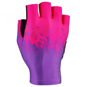 SUPACAZ GLOVE HF SUPAG NEON PURPLE / PINK - Click for more info