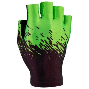 SUPACAZ GLOVE HF SUPAG BLACK / NEON GREEN - Click for more info