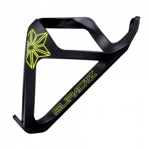 SUPACAZ BOTTLE CAGE COMP TRON NEON - Click for more info