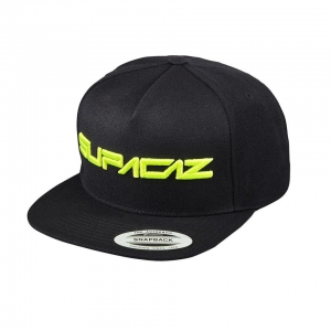Supacaz Cap Supacaz Neon Yel - Click for more info