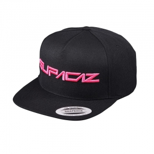 Supacaz Cap Supacaz Neon Pink OS - Click for more info