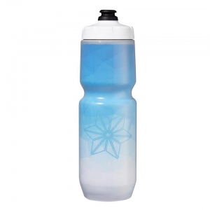 SUPACAZ BOTTLE PRIZMATIC ICE BLUE INSULATED - Click for more info