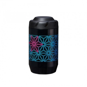 SUPACAZ BOTTLE STASHER NEON BLUE & PINK - Click for more info