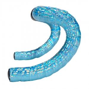 SUPACAZ BAR TAPE BLUE PRIZMATIK - Click for more info