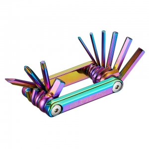 SUPACAZ TOOL MACGYVER 10 OIL SLICK - Click for more info