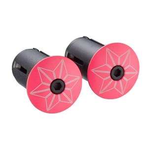 SUPACAZ BAR PLUGS STARPLUGZ HOT PINK - Click for more info