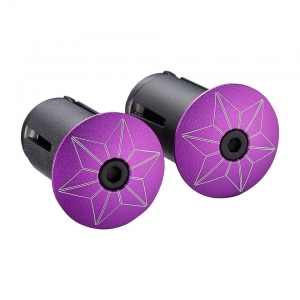 SUPACAZ BAR PLUGS STARPLUGZ PURPLE ANO - Click for more info