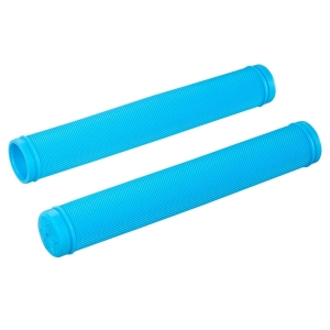 SUPACAZ GRIPS KEIRIN NEON BLUE - Click for more info