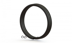 SILCA PART HOSE KIT PISTA & SUPERPISTA 3FT BLACK - Click for more info
