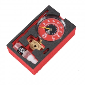 SILCA PUMP GAUGE 0-160PSI RED SP2 - Click for more info