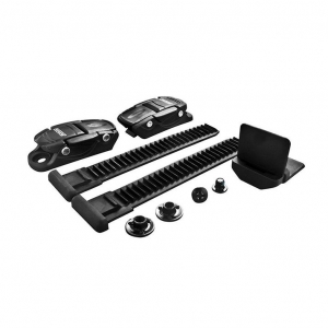 BONT SLIMLINE BUCKLE KIT BLACK - Click for more info