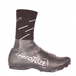 VELOTOZE SHOE COVER SHORT MTB BLACK - Click for more info