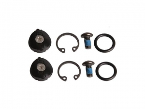 Speedplay Small Parts Kit Zero SStl/CrMo - Click for more info