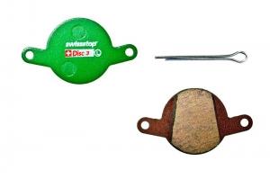 SWISSSTOP BRAKE PAD DISC3 MAGLOU / CLARA - Click for more info