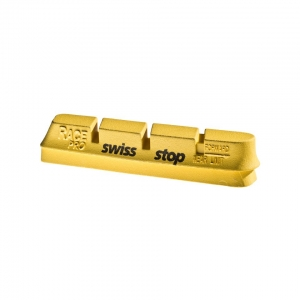 SWISSSTOP BRAKE PAD ROAD RACE PRO YELLOW CAMPAG - Click for more info