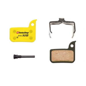 SWISSSTOP BRAKE PAD DISC 32RS SRAM HRD - Click for more info