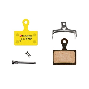 SWISSSTOP BRAKE PAD DISC 34RS SHIMANO - Click for more info
