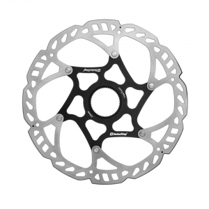 SWISSSTOP BRAKE ROTOR CATALYST CENTRELOCK 220MM ROUNDED - Click for more info