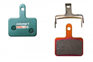 Swissstop Brake Pad_Disc15S_SintDeore515 - Click for more info