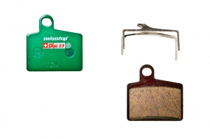 Swissstop Brake Pad_Disc23_Hayes S/Ryde - Click for more info