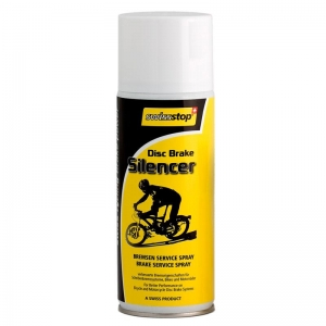 SWISSSTOP CLEANER DISC SILENCER 400ML - Click for more info