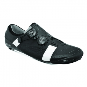 BONT VAYPOR S DUROLITE MATTE BLACK / WHITE - Click for more info