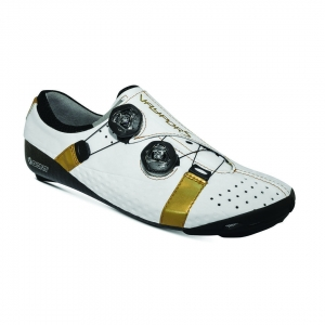 BONT VAYPOR S DUROLITE WHITE / GOLD - Click for more info