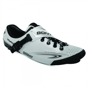 BONT VAYPOR T SHINY WHITE WIDE FIT - Click for more info