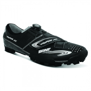 BONT VAYPOR XC DUROLITE SHINY BLACK - Click for more info