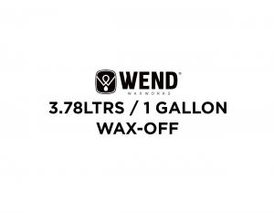 WEND WAX-OFF CHAIN CLEANER 3.8LTR / 1 GAL - Click for more info