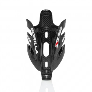 XLab Bottle Cage Gorilla Cbn Blk (Gloss) - Click for more info