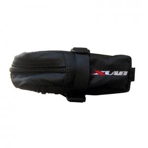 XLAB BAG SADDLE MEZZO BLACK - Click for more info