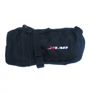 XLAB BAG SADDLE MEGA BLACK - Click for more info