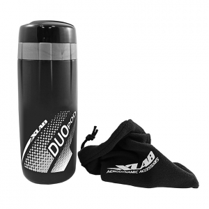 XLAB BOTTLE CAGE POD DUO BLACK - Click for more info