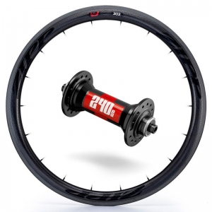 Zipp Whl Custom 303/DT240 CCL Frt Blk - Click for more info