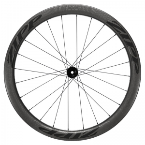 ZIPP WHEEL BESPOKE 303 / DT350 CCL DB TL FRONT BLACK - Click for more info