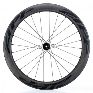 ZIPP WHEEL BESPOKE 404 / DT350 CCL DB TL FRONT BLACK - Click for more info