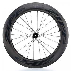 ZIPP WHEEL BESPOKE 808 / DT350 CCL DB TL FRONT BLACK - Click for more info