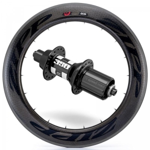 Zipp Whl Custom 808/DT350 CCL RR SR Blk - Click for more info
