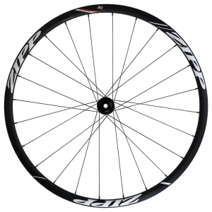 ZIPP WHEEL BESPOKE C30 / DT350 CCL DB TL FRONT BLACK - Click for more info